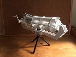 ガトリング輪ゴム鉄砲-外観2