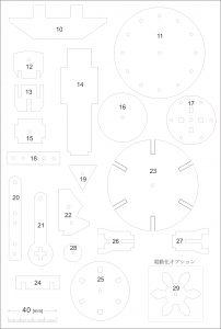 ガトリング輪ゴム鉄砲-SAGARA-RG800e-2