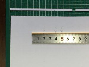 回転軸などに用いる竹串