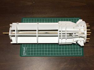 ガトリング砲-銃身全体