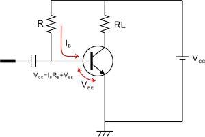 固定バイアス回路-2