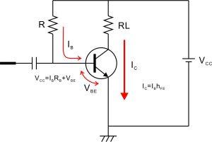 固定バイアス回路-3