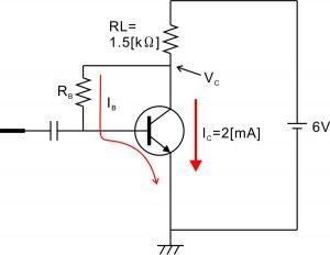 自己バイアス回路-3
