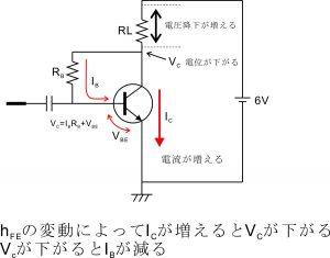 自己バイアス回路-4