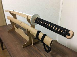 ダンボール刀-2