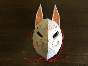 狐のお面_2